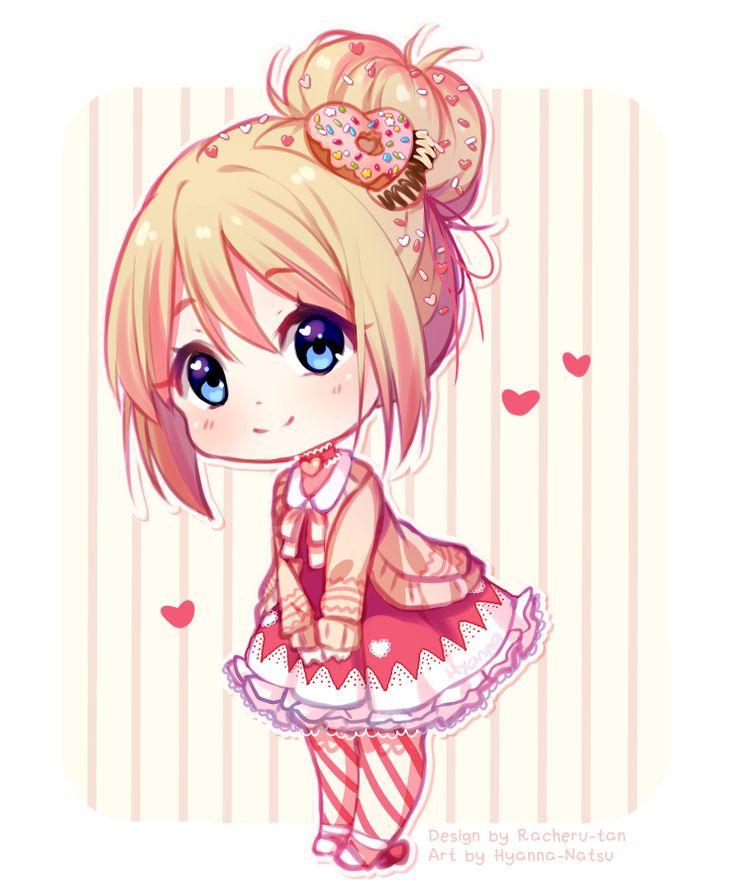 147 best anime girls images on Pinterest | Anime chibi ...