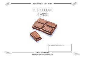 Aquí les dejo las fichas que he realizado durante el proyecto de  EL CHOCOLATE . Están realizadas para 4 y 5 años, ya que los de 3 años han...