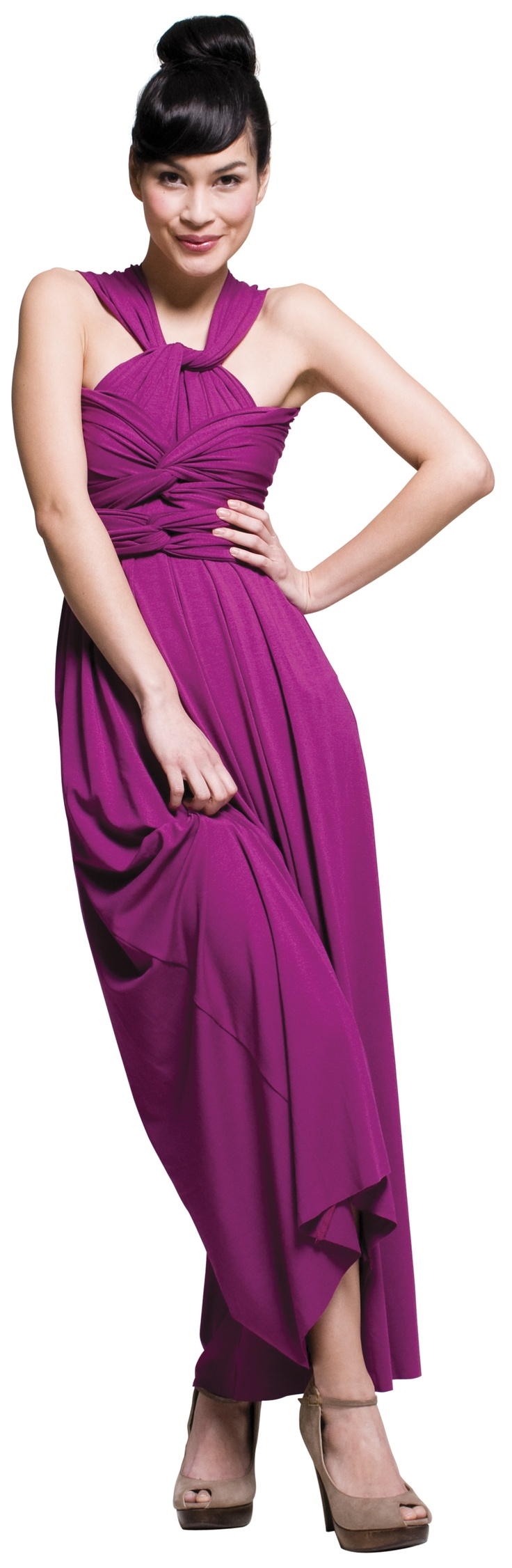 324 best Variation images on Pinterest | Evening gowns, Bridesmaid ...