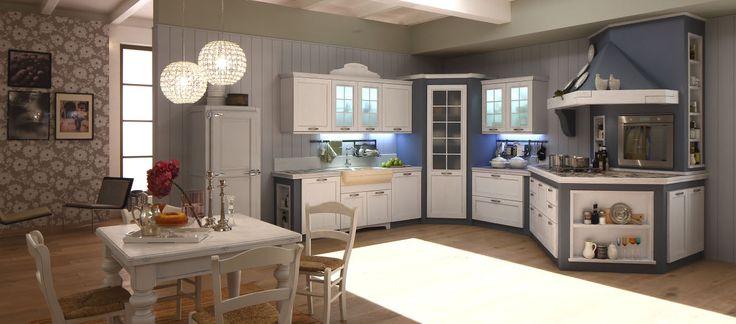 Arrex Le Cucine modello Sandy