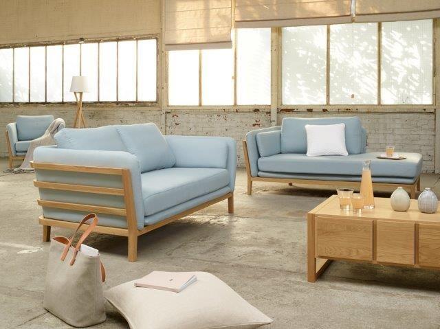 Nordic Style Sofa By Habitat