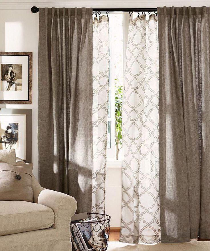 Kendra Sheer Trellis Pole Pocket Drape 50 X 96 Blue At Pottery Barn Barn Blue Drape Window Treatments Living Room Curtains Living Room Curtains Living