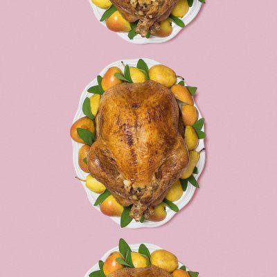 Chris Robinson roast chicken