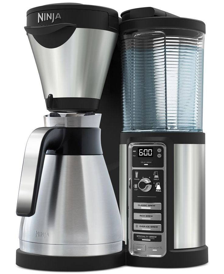 Ninja CFO87 Coffee Bar Coffee Maker wish list lol Pinterest The ninja, Coffee maker and Bar