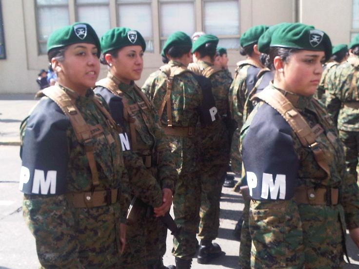 Policia Militar Femenina