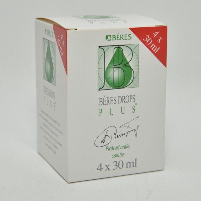 Întărește-ți sistemul imunitar cu Béres Drops!