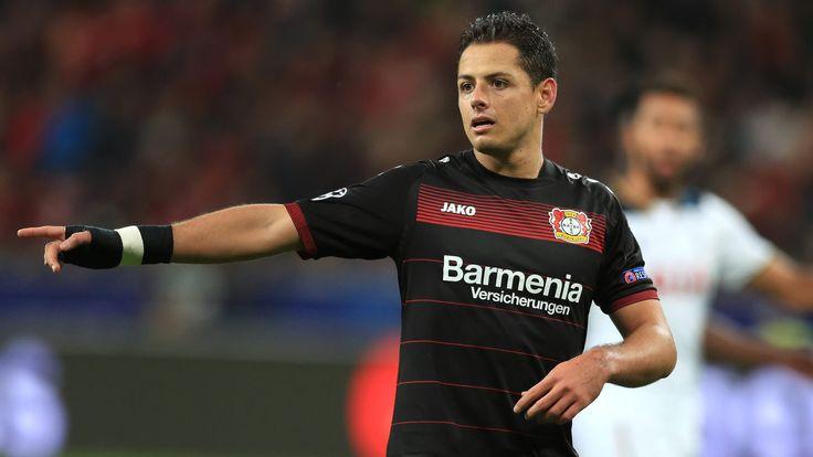 West Ham agree deal to sign striker Javier Hernandez #News #BayerLeverkusen #Bundesliga #composite #Football