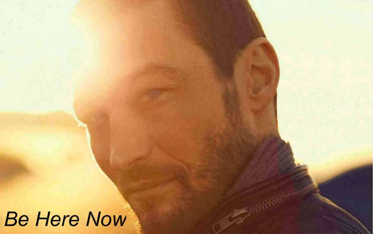 Be Here Now is a cult movement started by Spartacus actor, Andy Whitfield and his wife, shortly before his life was taken by Non-Hodgkins lymphoma back i