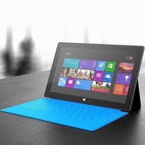 Microsoft Surface Windows RT – Best Tablet 2013