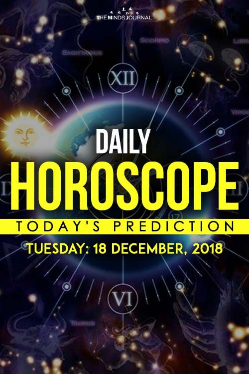 thursday 18 december 2019 horoscope