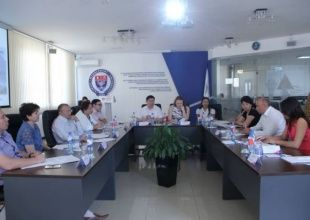 В AlmaU: встреча с делегацией Казанского Федерального Университета