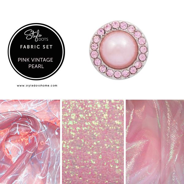 So soft and pretty!  Our 12 mm Pink Vintage Pearl is a must for your dressy jewelry wardrobe.