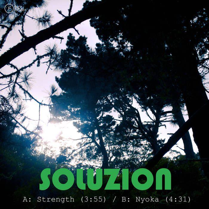 Strength / Nyoka cover art