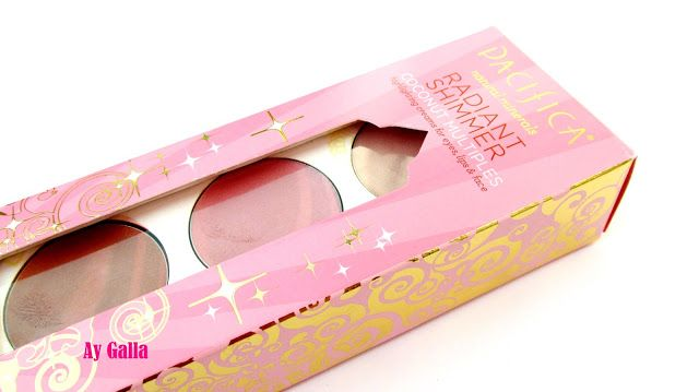"""www.aygalla.cl : [Reseña/Review] Radiant Shimmer """"Coconut Multiples..."""