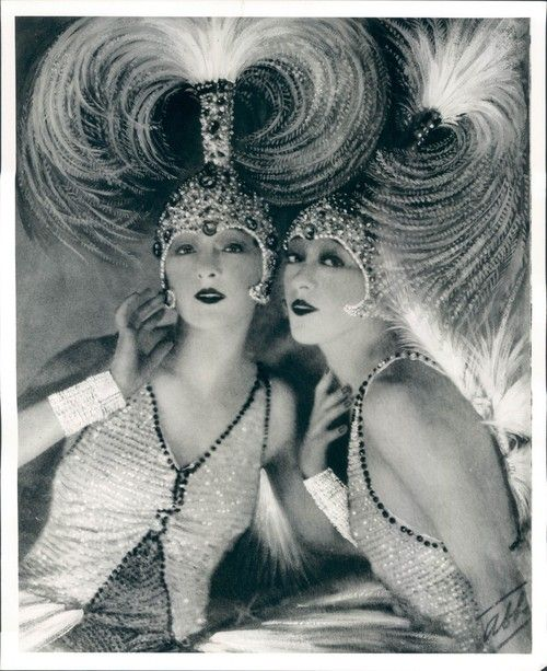 The Dolly sisters. Betty Grable and June Haver played the Dolly Sisters in a movie made of their lives.