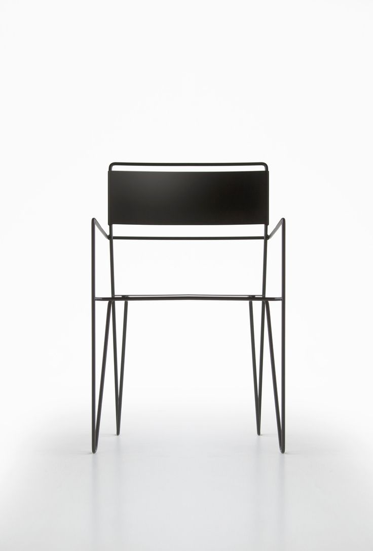 Chair No 1 by Steel by Göhlin