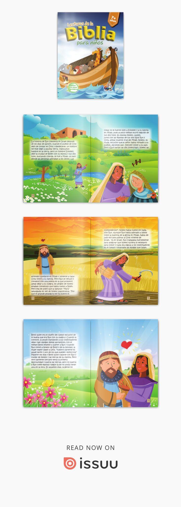 Ms de 25 ideas increbles sobre lecturas de la biblia en lecturas de la biblia para nios urtaz Gallery