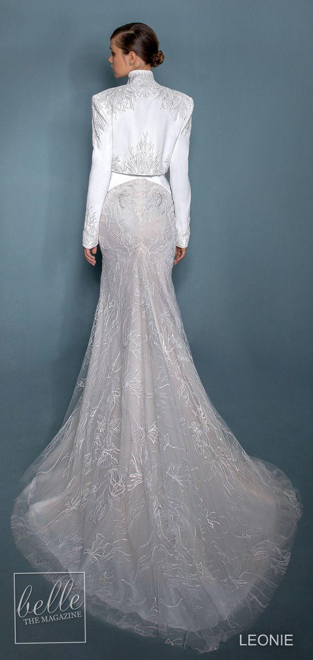 Leonie Wedding Dresses 2020 Belle The Magazine Wedding Dresses Unique Wedding Dresses Lace Wedding Dresses [ 1297 x 615 Pixel ]