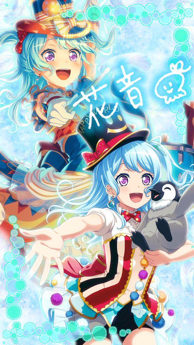コウ ガルパ垢 On Kawaii Anime Anime Music Anime