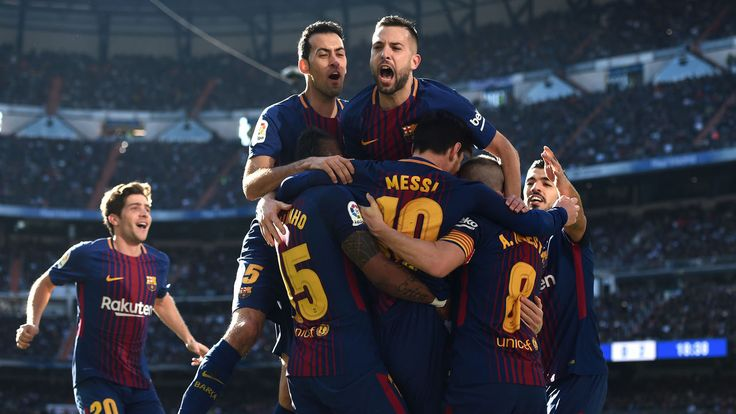 Barcelona leaves 10-man Madrid in the dust after El Clasico evisceration | theScore.com