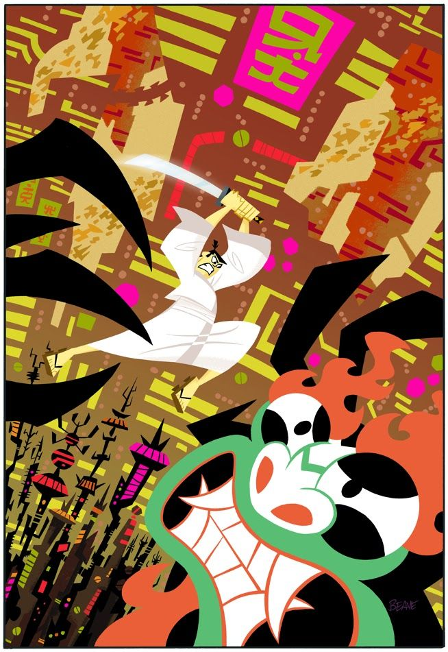151 Best Images About Samurai Jack On Pinterest L Wren