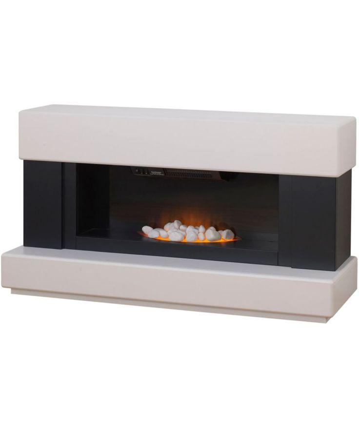 Electric Flame Fires Uk Part - 32: Buy Adam Verona 2kW Electric Fire Suite At Argos.co.uk - Your Online