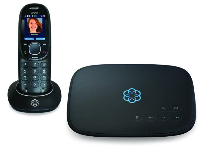 Ooma Telo Free Home Phone Service with HD2 Handset for $89 http://sylsdeals.com/ooma-telo-free-home-phone-service-hd2-handset-89/