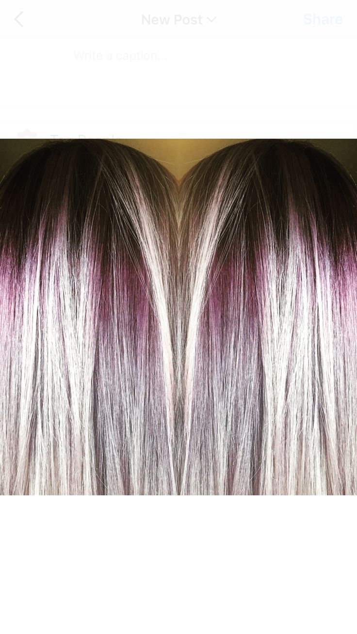 Cullman Al Blonde Hair With Roots Hair Color Purple