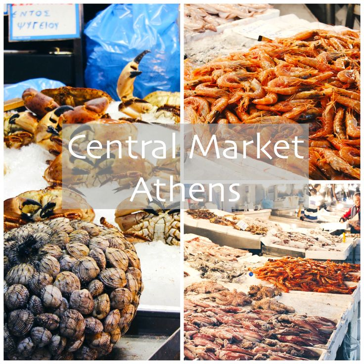 The central market in Athens Greece on a weekend http://www.pop-upguide.com/greece/the-fish-market-in-athens/