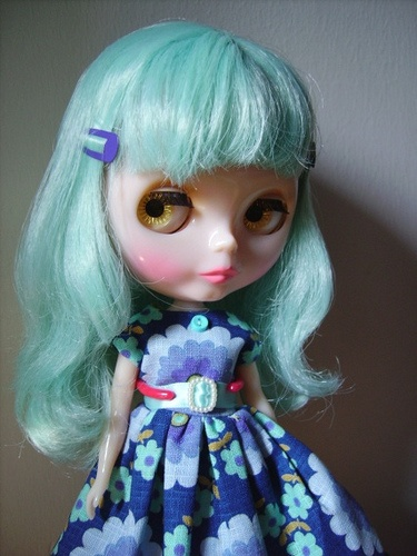 81 best DOLLS: Blythe Miss Sally Rice images on Pinterest ...