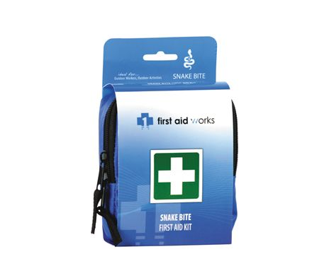 Snake Bite First Aid Kit is ideal for Outdoor Workers, Farms, Outdoor Activities, Hikers. Shop online Snake Bite First Aid Kit at the price of $30.80 at Priority First Aid.