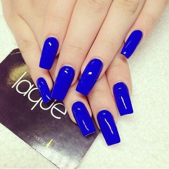 Nail Art Designs Royal Blue: Pics Of Royal Blue Nail Art Desoigns