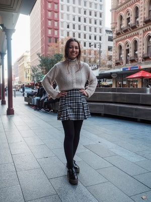 CLIQUE Photographer Jack Fenby hits the streets of Adelaide to bring us some winter street style.