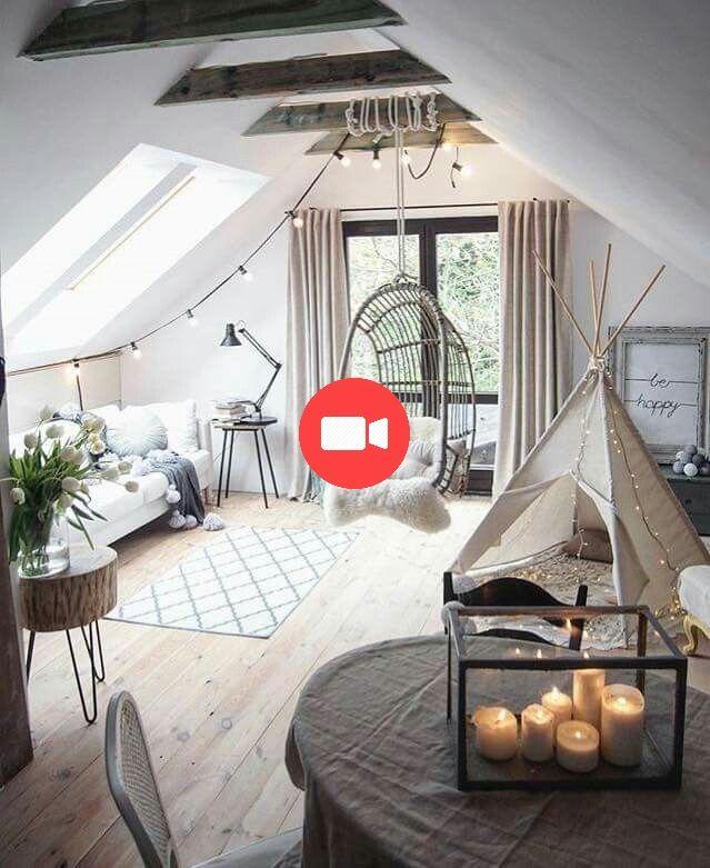 33 Fantastische Dachboden Raum Ideen Dachboden Schlafzimmer