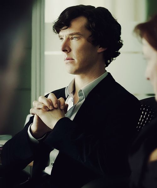 """""""On 'Sherlock,' Holmes' traits never feel as though they're items ticked off a list compiled from the Conan Doyle stories in Cumberbatch's hands. He does the near-impossible in allowing us to think of Sherlock Holmes as a real person-- and for that alone, Benedict Cumberbatch deserves a salute as the greatest Holmes that ever graced the screen."""" -Danny Bowes, journalist"""