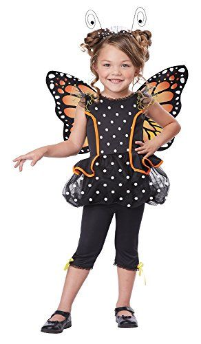 California Costumes Monarch Butterfly Costume, One Color, 3-4 California Costumes http://www.amazon.com/dp/B00IUO1K7U/ref=cm_sw_r_pi_dp_.bz4ub07ZXJ7E