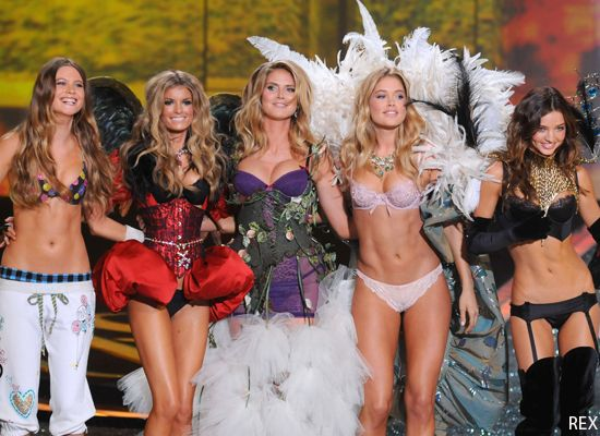 Victoria Secret Angels Diet and excercise routine individually. This is great!