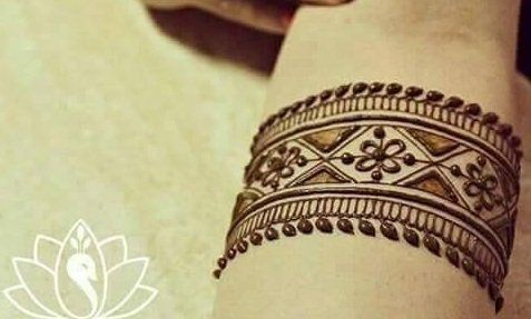 Mehndi Tattoos 2016 for Girls  #Mehndi #MehndiTattoos #MehndiTattoos2016