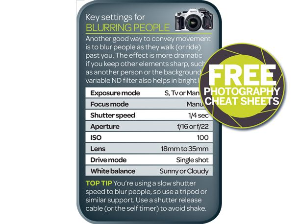 Best camera settings for blurring people: free photography cheat sheet. <3 <3 <3