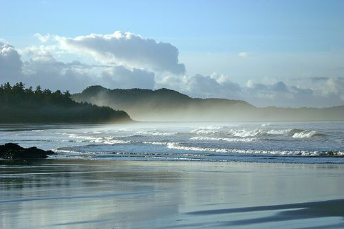 Chesterman Beach, Tofino - British Columbia