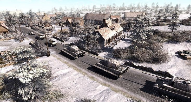 Browse The Best World War II Real Time Strategy Games: #7 Men of War: Assault Squad 2