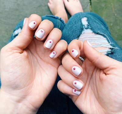 31 nail art ideas perfect for short nails in 2020  cool