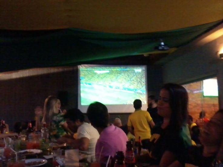 World Cup - Brazil v Cameroon