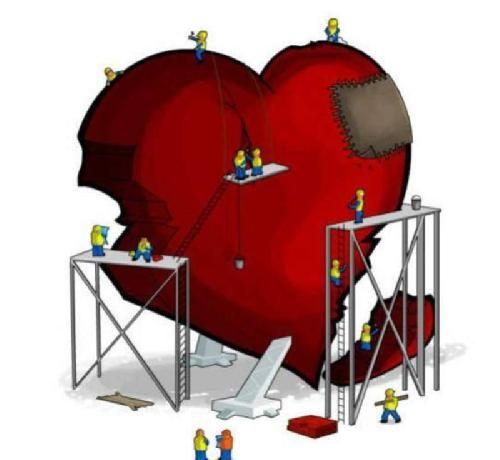 imagenes de un corazon en reparacion - Buscar con Google