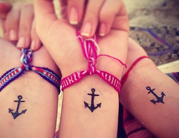 tattoo anchor meaning | 12 Anchor Tattoo Designs and Meaning