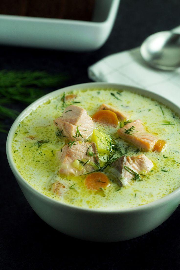 Best 25 salmon soup ideas on pinterest salmon stew for Creamy fish stew