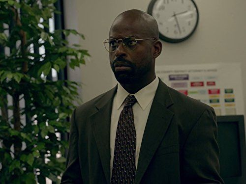 Sterling K. Brown as Christopher Darden