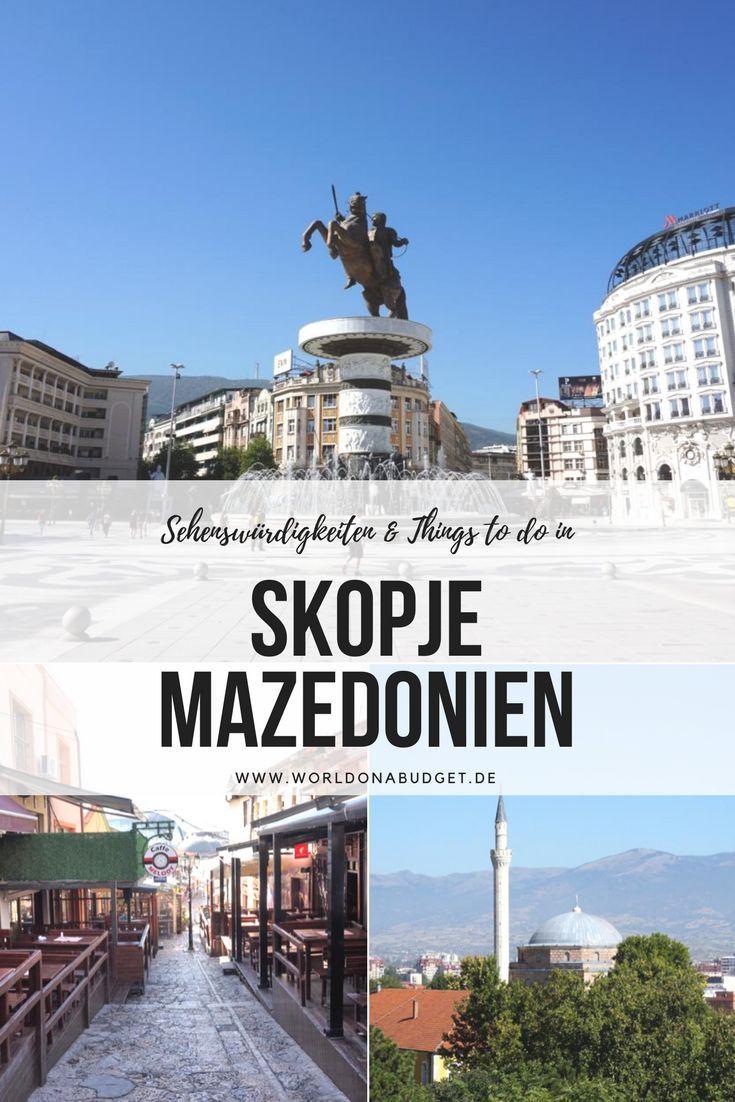 Reisebericht Skopje Die Vielleicht Verruckteste Stadt Europas Reisen Reisebericht Reisen In Europa