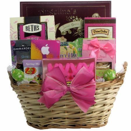 11 best gourmet easter candy baskets 2016 best gourmet easter candy baskets reviews easter candy chocolate gifts negle Gallery
