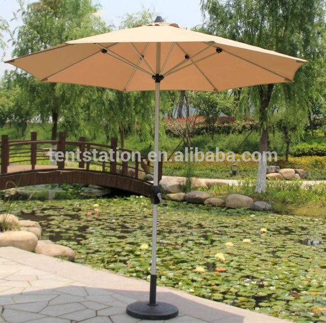 Source Rain Resistant Garden Folding Umbrella,Patio Umbrella ...